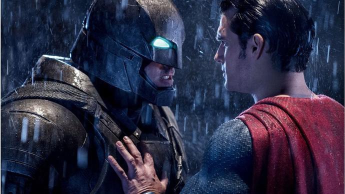 Batman vs. Superman -elokuva-arvostelu