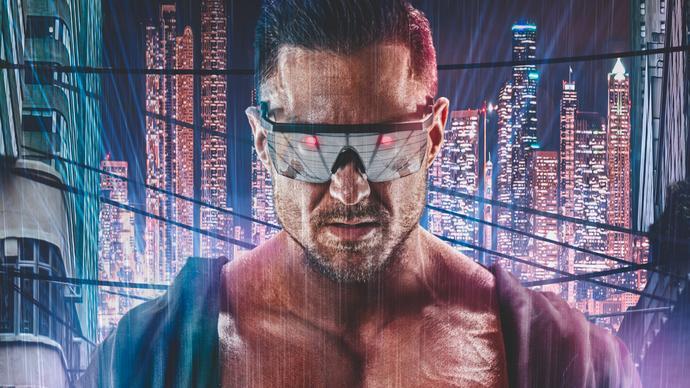 Superkuvauspäivä: Commando & Cyberpunk