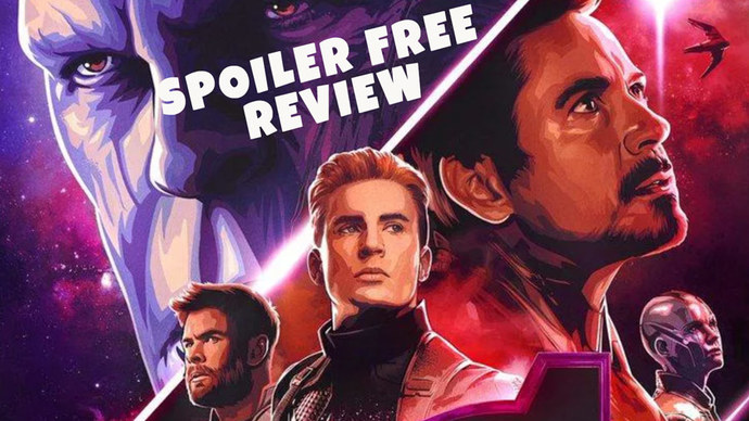Avengers: Endgame - Part of the journey is the end