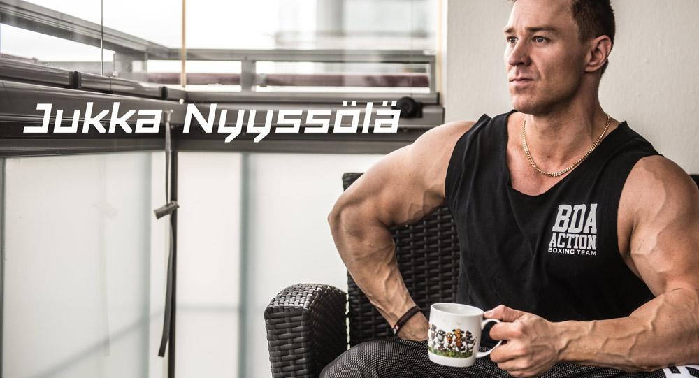 Jukka Nyyssölä ottaa kantaa fitnessalaan