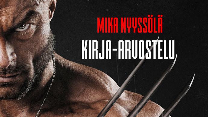 Mika Nyyssölä - kirja-arvostelu