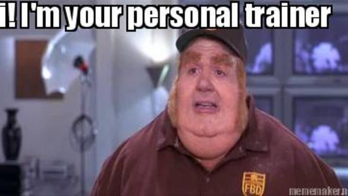 Miltä valmentajan kuuluu näyttää?