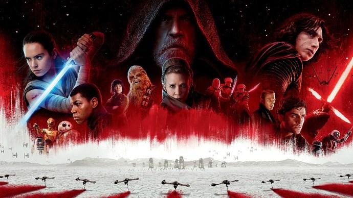 Star Wars: The Last Jedi on pettymys
