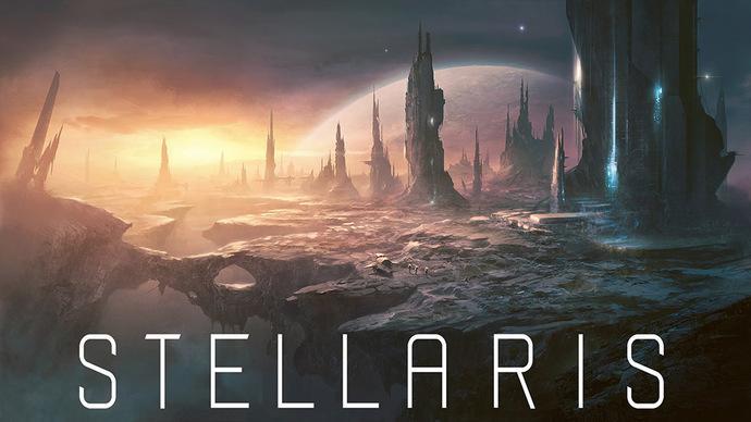 Stellaris - Hämmästyttävän koukuttava strategiapeli