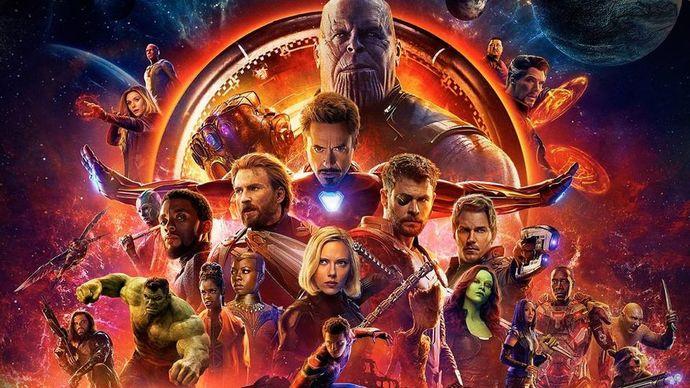Avengers: Infinity War on Thanoksen elokuva!