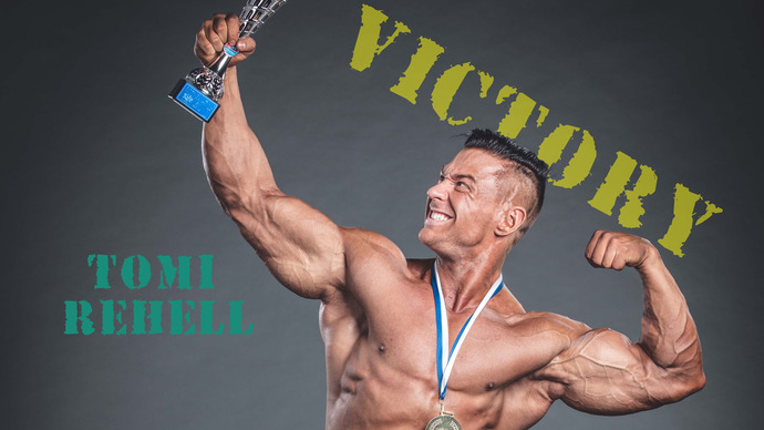 VICTORY by Tomi Rehell